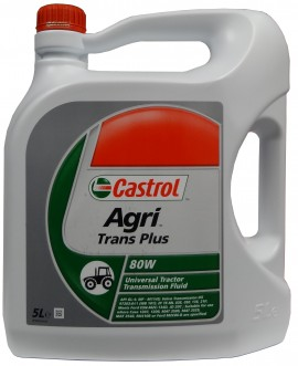 CASTROL AGRI TRANS PLUS 80W 5L