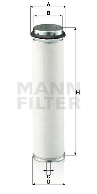 ΦΙΛΤΡΟ ΑΕΡΟΣ MANN CF811