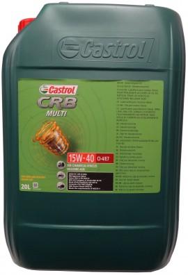 CASTROL CRB MULTI 15W-40 20L