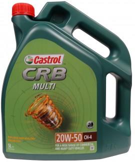 CASTROL CRB MULTI 20W-50 5L