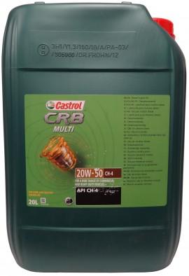 CASTROL CRB MULTI 20W-50 20L