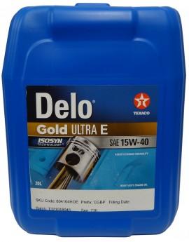 TEXACO DELO GOLD ULTRA E 15W-40 20L