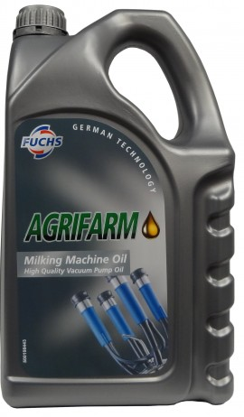 FUCHS AGRIFARM MILKING MACHINE OIL 5L