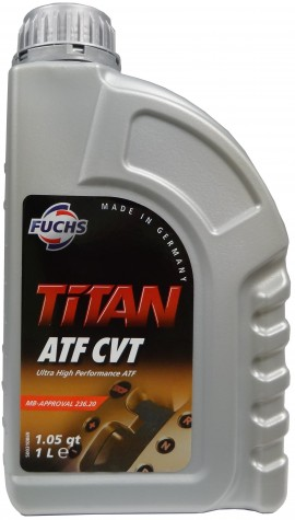 FUCHS TITAN ATF CVT 1L