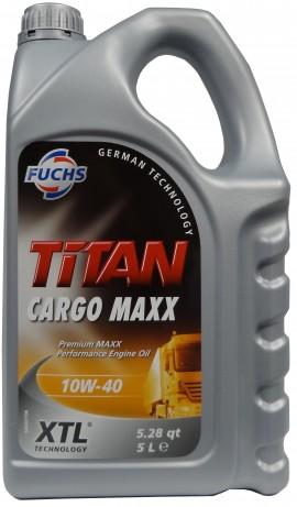 FUCHS CARGO MAXX SAE 10W-40 5L