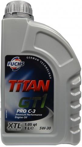 FUCHS TITAN GT1 PRO C-3 XTL 5W-30 1L