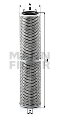 ΦΙΛΤΡΟ ΥΔΡΑΥΛΙΚΟΥ MANN H15395