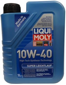 LIQUI MOLY 10W-40 SUPER LEICHTLAUF 1L