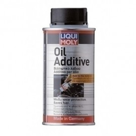 LIQUI MOLY OIL ADDITIVE 125ML