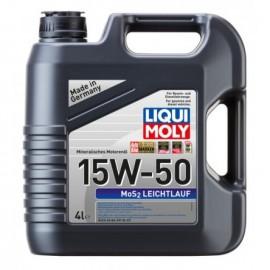 LIQUI MOLY MOS2 SUPER 15W-50 4L