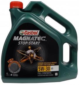 CASTROL Magnatec 5W-30 A5 Stop-Start  4L