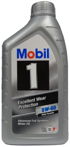 MOBIL 1 FS 5W-50 1L