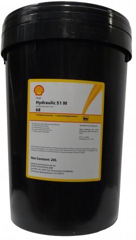 SHELL HYDRAULIC S1 M 68 20L