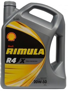 Shell Rimula R4 X 20W-50 5L
