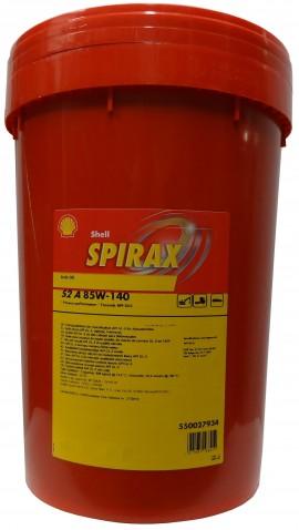 SHELL SPIRAX S2 A 85W-140 20L