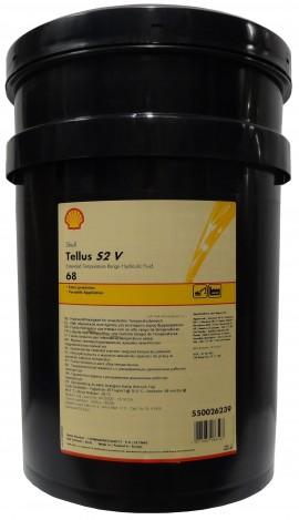 SHELL TELLUS S2 V 68 20L