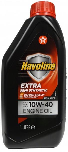TEXACO HAVOLINE EXTRA 10W-40 1L