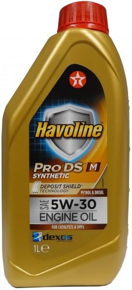 TEXACO HAVOLINE ProDS M 5W-30 1L