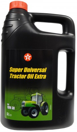 TEXACO SUPER UNIVERSAL TRACTOR OIL EXTRA 10W-30 5L